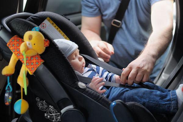 Miniguia para escolher o bebê conforto