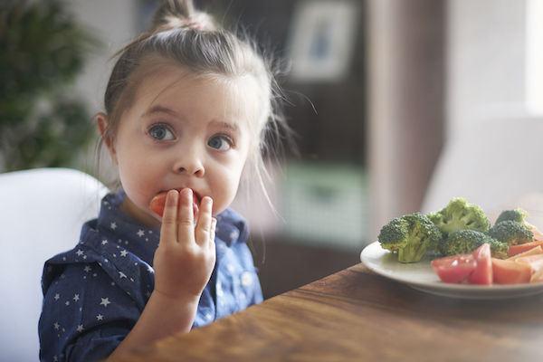 Saiba quais são os alimentos orgânicos mais importantes para seu filho