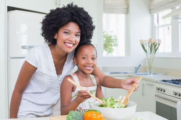 5 hábitos para uma alimentação mais saudável (para toda a família)