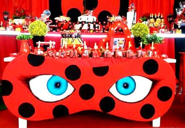 Festa Ladybug e Cat Noir: mais de 30 ideias incríveis para você fazer a sua!