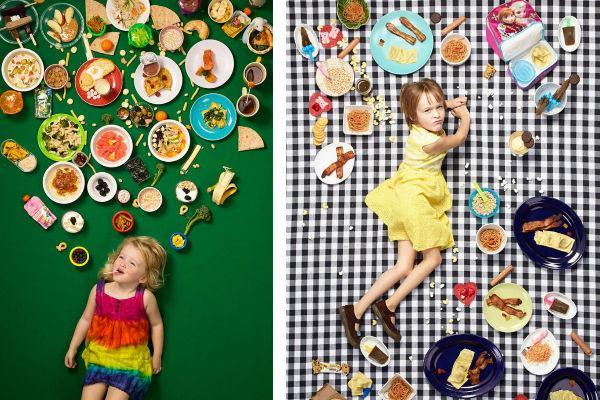 Você sabe realmente o que seu filho come ao longo do dia?
