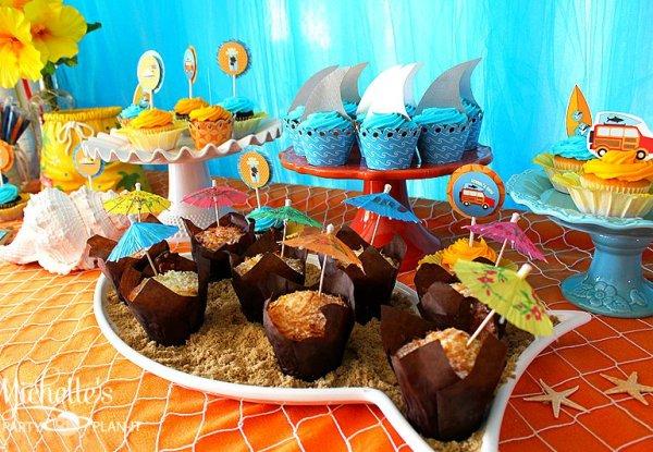 Festa infantil com tema verão: mais de 35 ideias lindas para você fazer a sua!