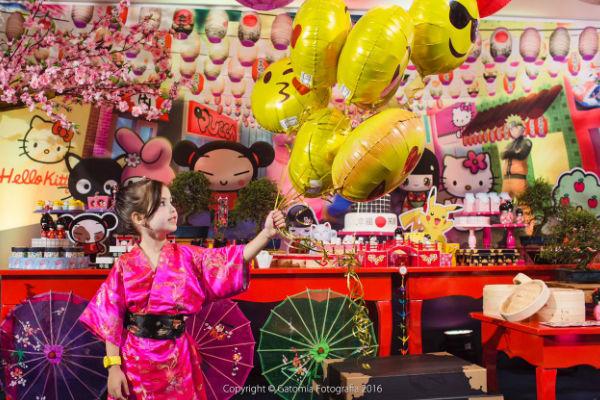 Festa Japão: pode apostar, você vai querer fazer em casa para o seu filho!