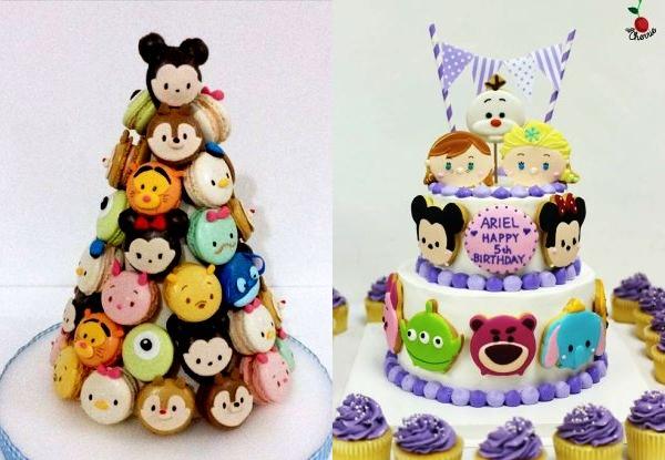 Festa Tsum Tsum: 30 ideias para uma comemoração com os personagens mais fofos do momento