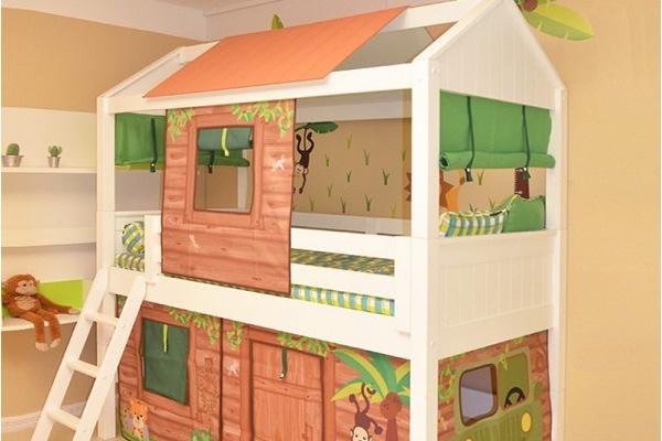 Quarto infantil temático: móveis super bacanas que vão transformar o cantinho do seu filho!