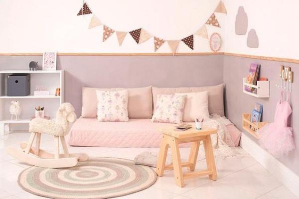 Quarto montessoriano para menina: ideias lindas para você reproduzir em casa!