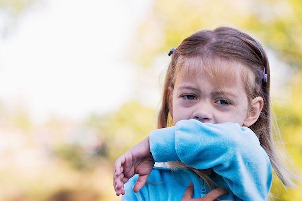 Tosse na criança: pode ser indício do quê?