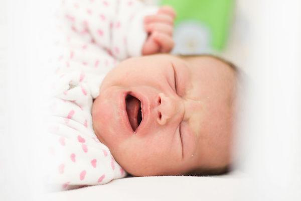 Pesquisa mostra que bebês choram mais em alguns países do mundo