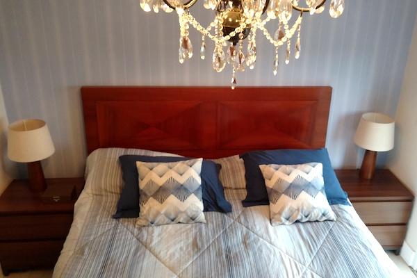 Um pouco do quarto novo (e dicas espertas para economizar na reforma!)