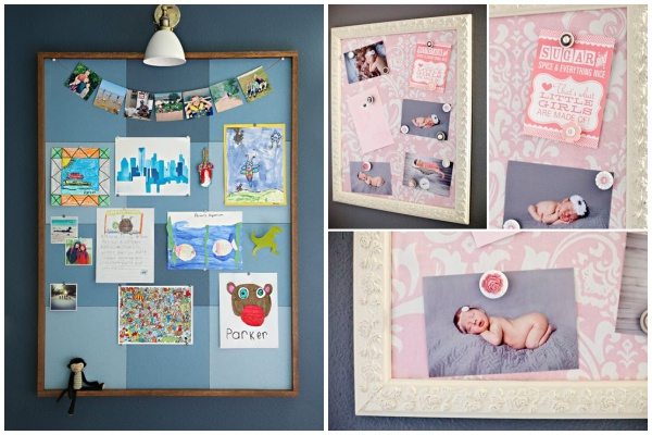12 ideias para criar um mural incrível para o filhote