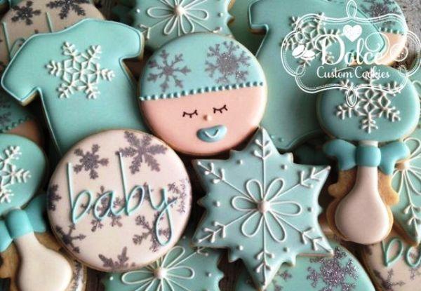 Mais de 35 ideias para um chá de bebê com tema inverno (para amar!)