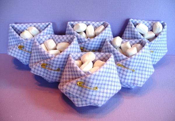 Chá de bebê: 30 lembrancinhas que você pode fazer em casa