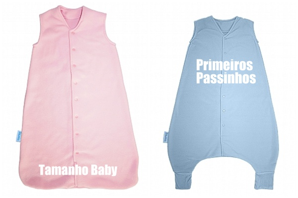 Sacos de dormir para bebês, crianças pequenas e grandes! Nós testamos e aprovamos demais!