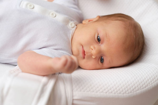 Veja em segundos como é a visão dos bebês ao nascer