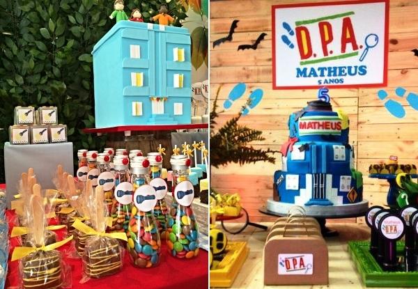 Festa DPA: 35 ideias incríveis para uma comemoração em clima de aventura!