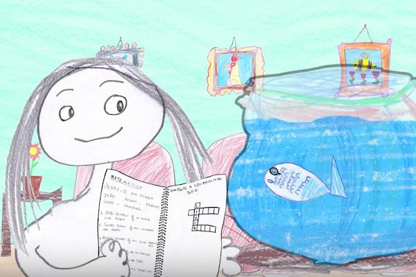 Crianças brasileiras e europeias trabalham juntas para fazer vídeo-histórias (chama seu filho para participar!)