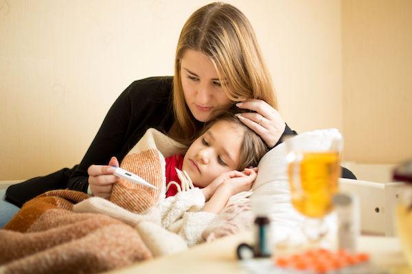 Pais podem faltar no trabalho para cuidar de filho doente