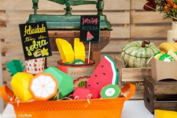 Veja mais de 30 ideias para uma festa quitandinha deliciosa