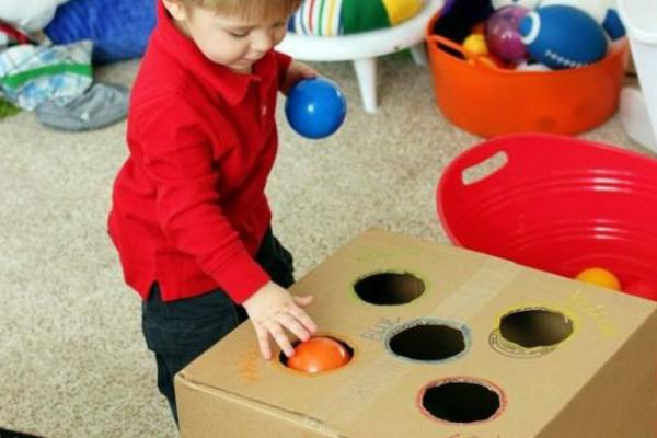 5 atividades para fazer uma gincana sensorial (e sensacional!)