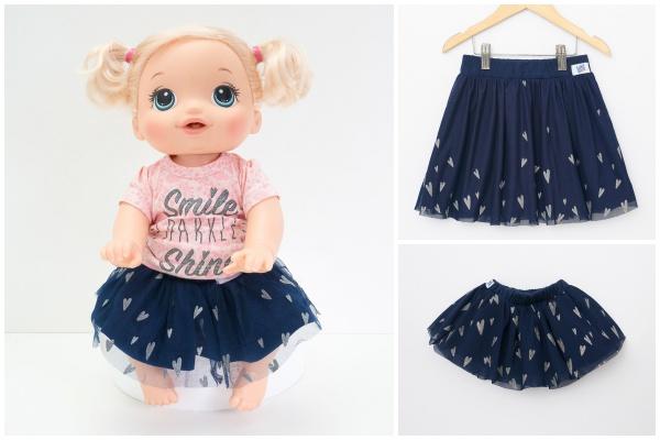 Renner lança roupas iguais para meninas e bonecas Baby Alive (sua filha vai amar!)