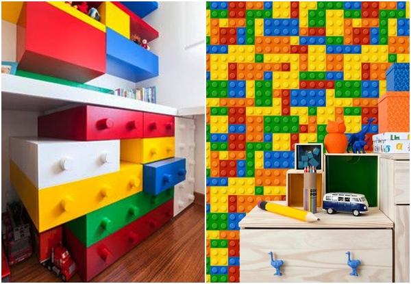 Quarto infantil LEGO: ideias para colocar em prática já!