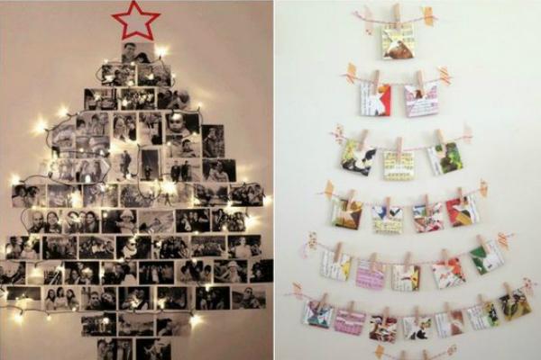 Aprenda a montar 5 árvores de Natal diferentes e criativas (que seu filho pode ajudar a montar!)