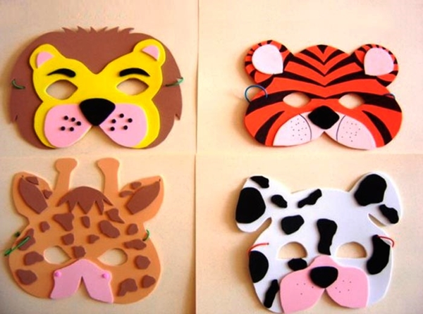 Máscara de Carnarval: veja como fazer modelos lindos para as crianças!