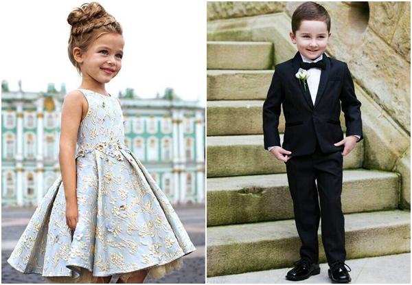 Roupas para daminhas e pajens: modelos incrivelmente lindos para você escolher!