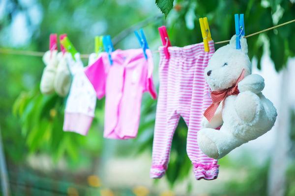 Como lavar as roupas do bebê: um mini guia atualizado!