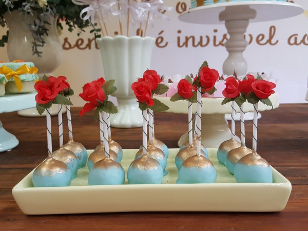 Festa Pequeno Príncipe para meninas: linda, linda, linda!
