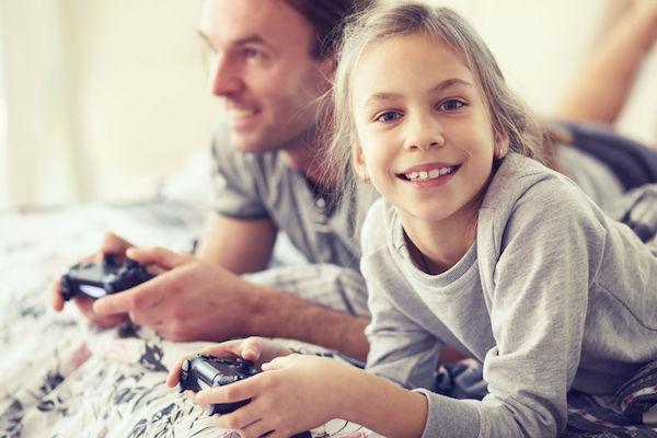 Os benefícios (sim!) dos videogames para o desenvolvimento do seu filho