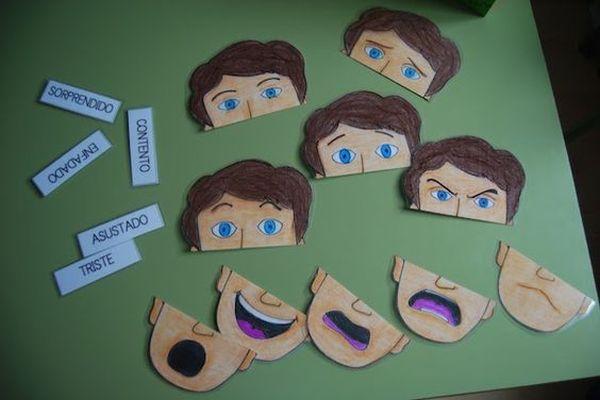 Brincadeiras para ajudar seu filho a lidar com os sentimentos (dicas de inteligência emocional)