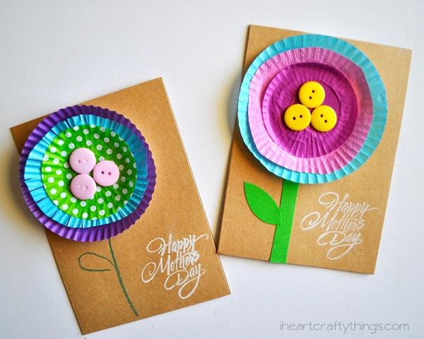 Presente de Dia das Mães: ideias fáceis para a criança fazer!
