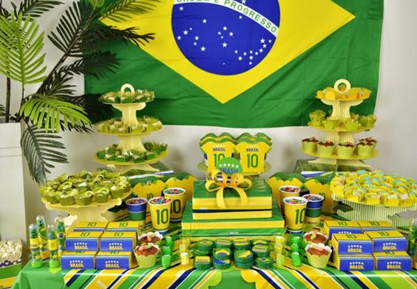 Festa Copa do Mundo: ideias para fazer a sua e arrasar!