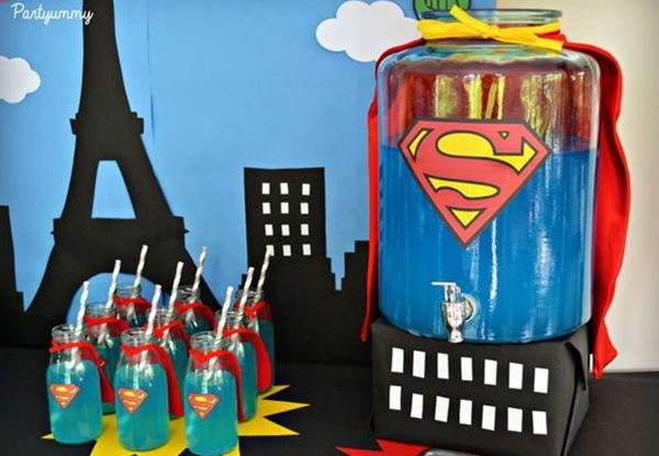 Festa super-homem: 30 ideias poderosas para fazer a sua!