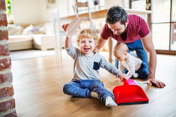 Por que você deve ensinar organização para as crianças