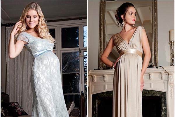 Vestidos para grávidas que serão madrinhas: modelos de arrasar!