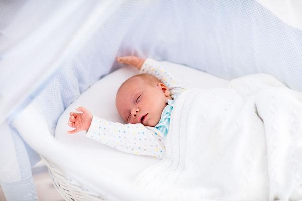 Como colocar o bebê para dormir – em 5 passos!