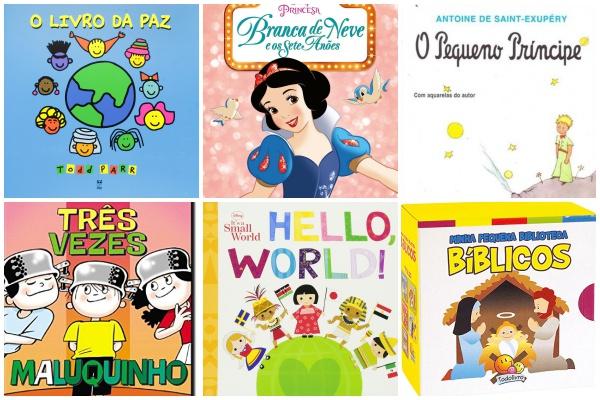 Livro infantil barato: uma lista dos melhores pagando pouco!