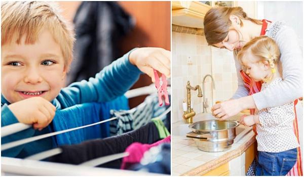 Organização em cada idade: o que você pode ensinar seu filho a fazer?