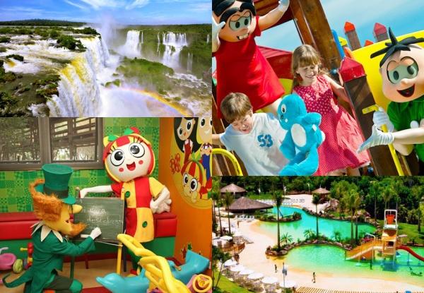 Hotéis incríveis para levar seu filho a Foz do Iguaçu!