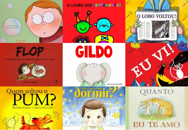 Livros infantis para 3 anos de idade: uma lista dos melhores!