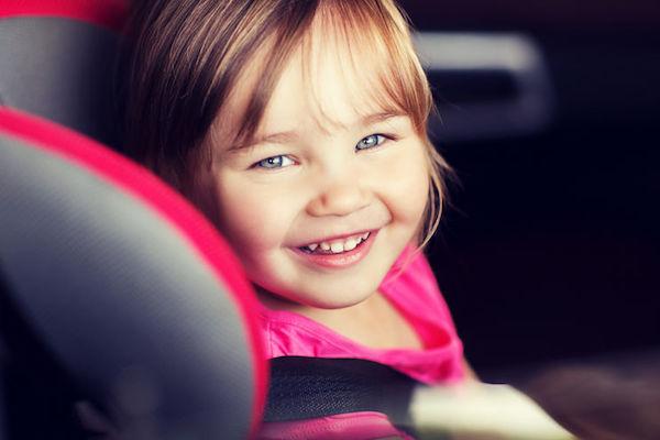 Regras para transporte de crianças e a importância do cinto