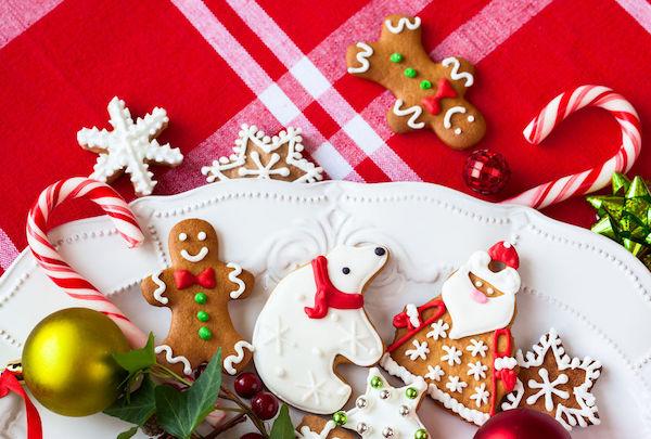 Como fazer biscoito natalino (faça com seu filho!)