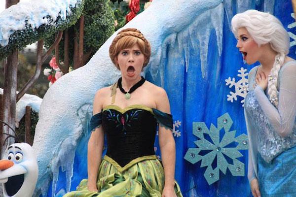 Coisas incríveis que os funcionários da Disney fizeram nos parques!