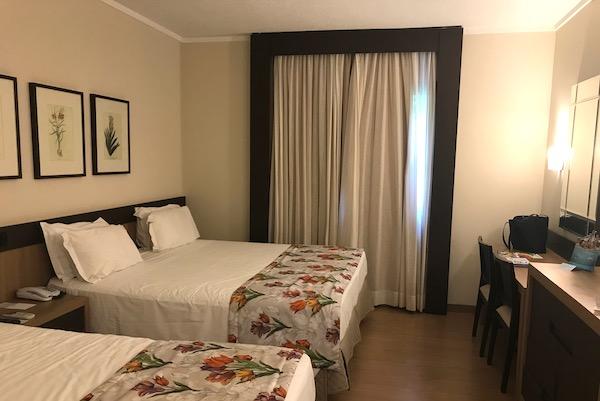 Mabu Resort quarto