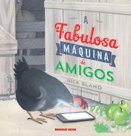 O livro da galinha que vai te fazer pensar!
