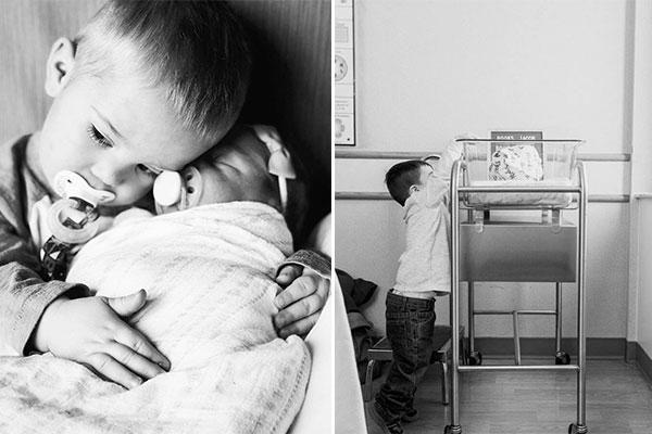 Ensaio Fresh 48 registra com delicadeza os primeiros dias do bebê