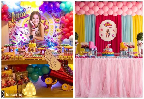 Festa Sou Luna: mil ideias para produzir uma festa incrível!