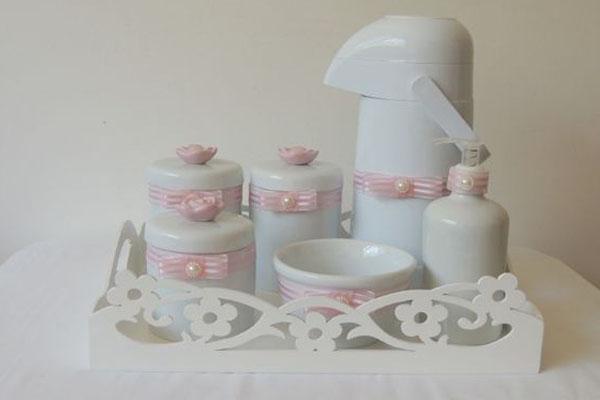 Kit higiene para as trocas do bebê: como organizar
